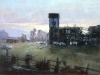 bruce-north_oil-on-canvas_sheep-shed-study