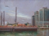 mary-anna-goetz_excavation-at-the-brooklyn-bridge-park_oil-on-canvas_16-x-20